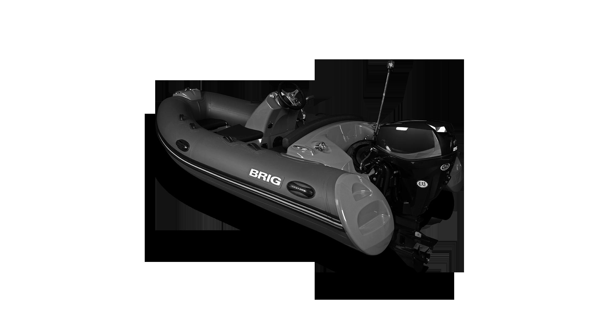 Eagle 340 Rigid Inflatable Boat
