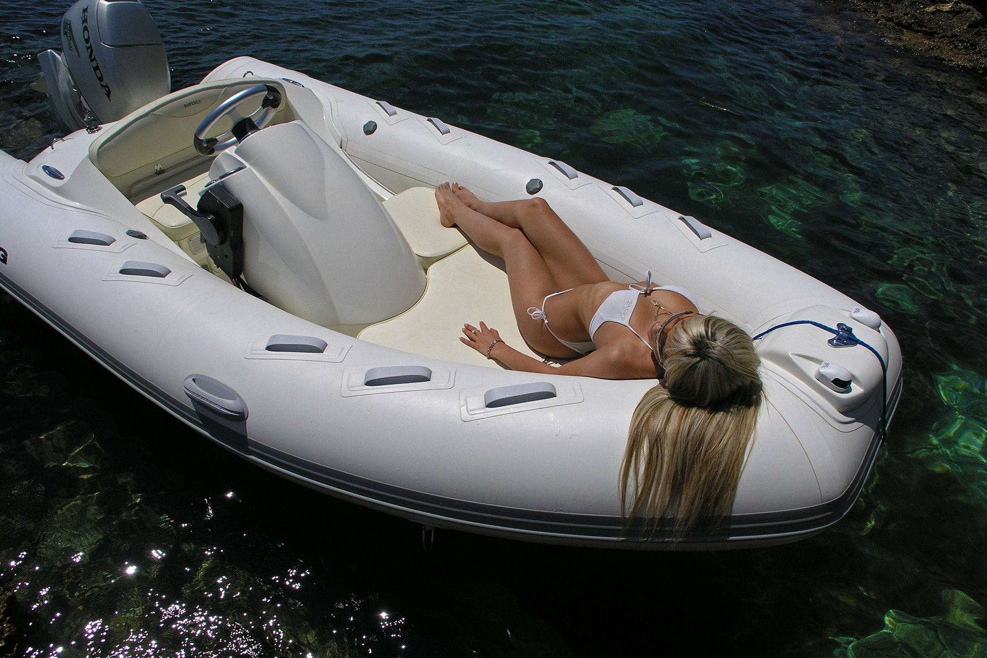 Eagle 380 Recreational RIB