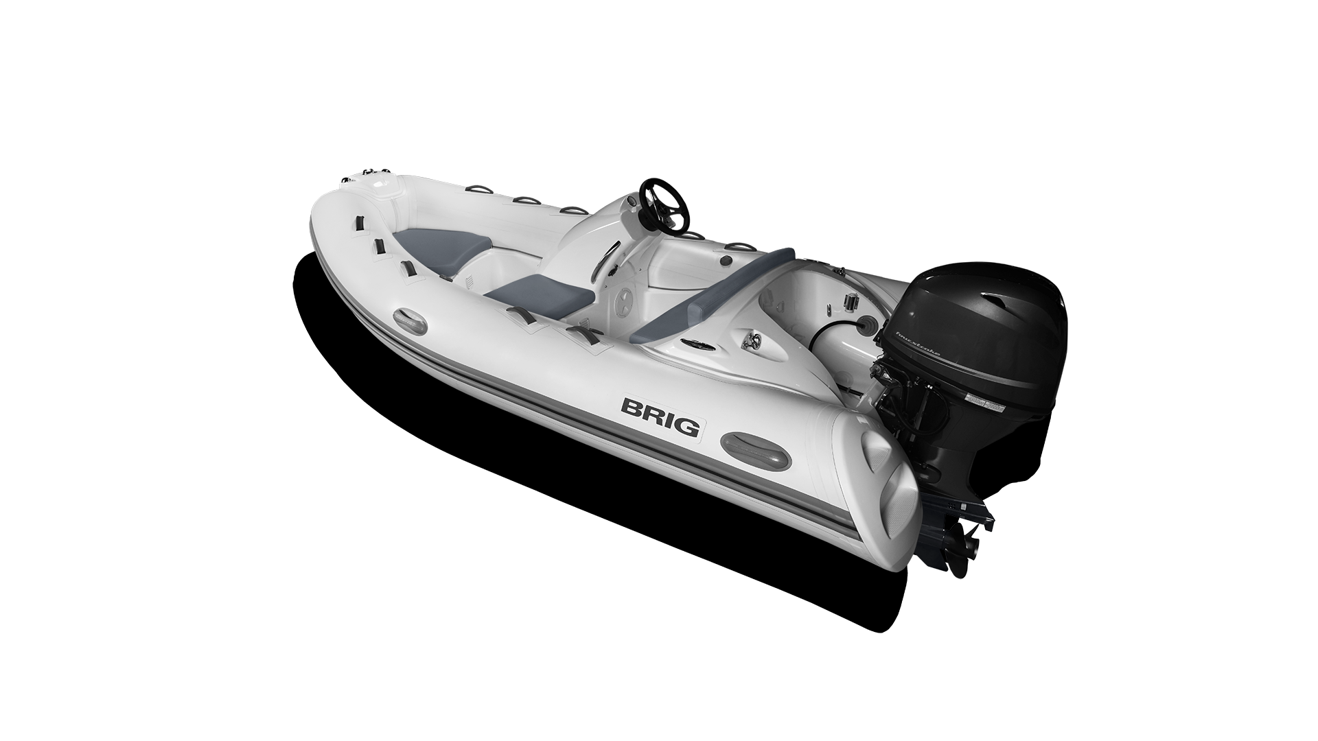 Eagle 380 Rigid Inflatable Boat