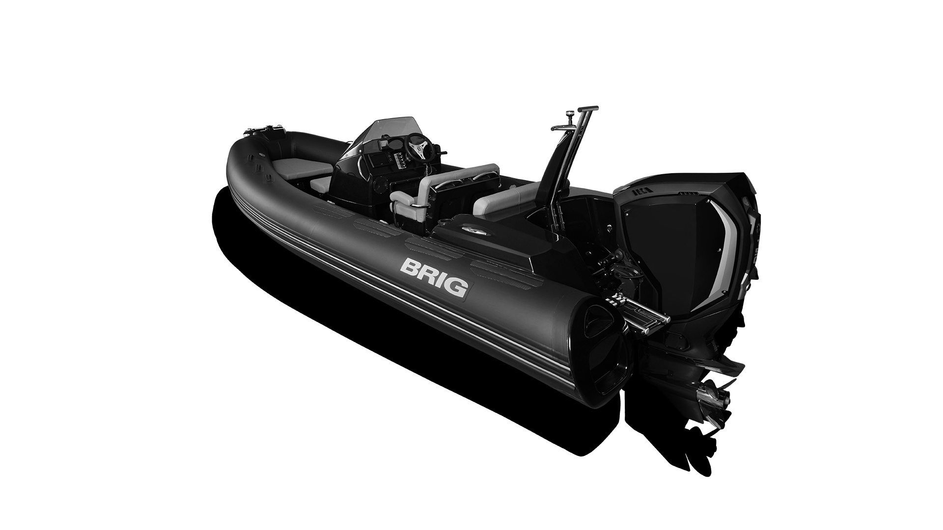 Eagle 580 Rigid Inflatable Boat