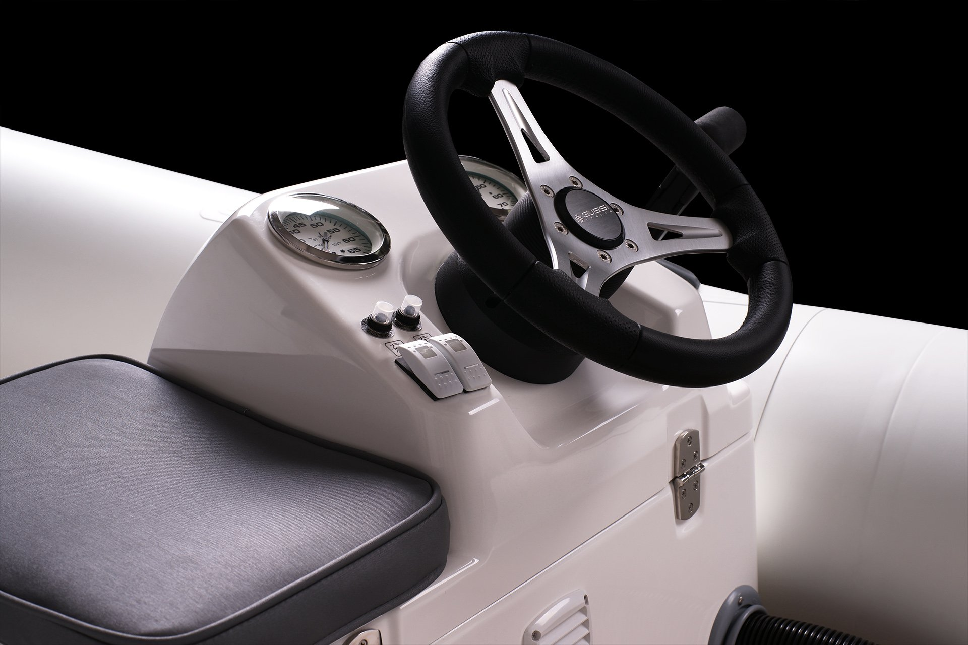 Falcon 300 Steering Wheel