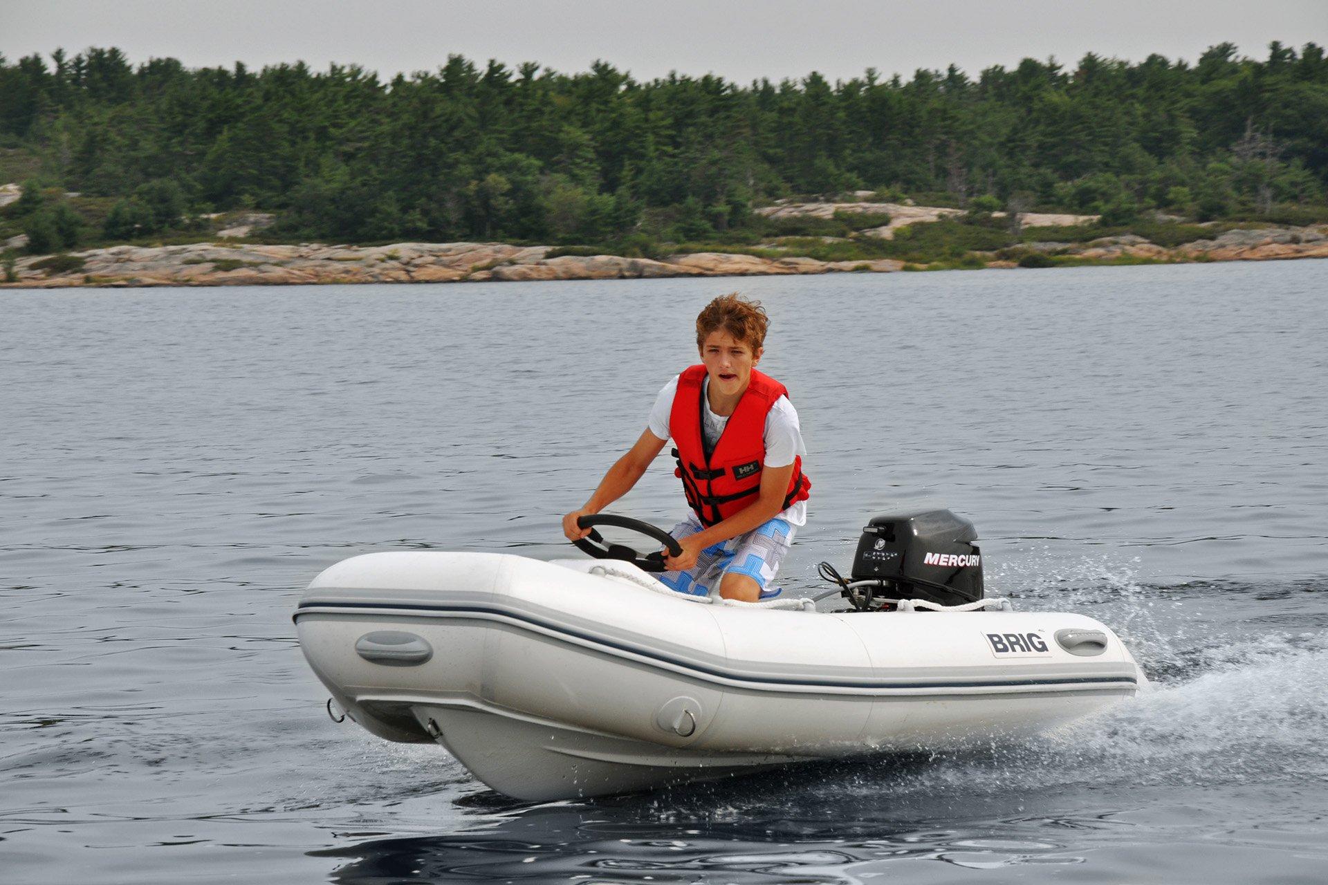 Falcon 300 RIB Boat