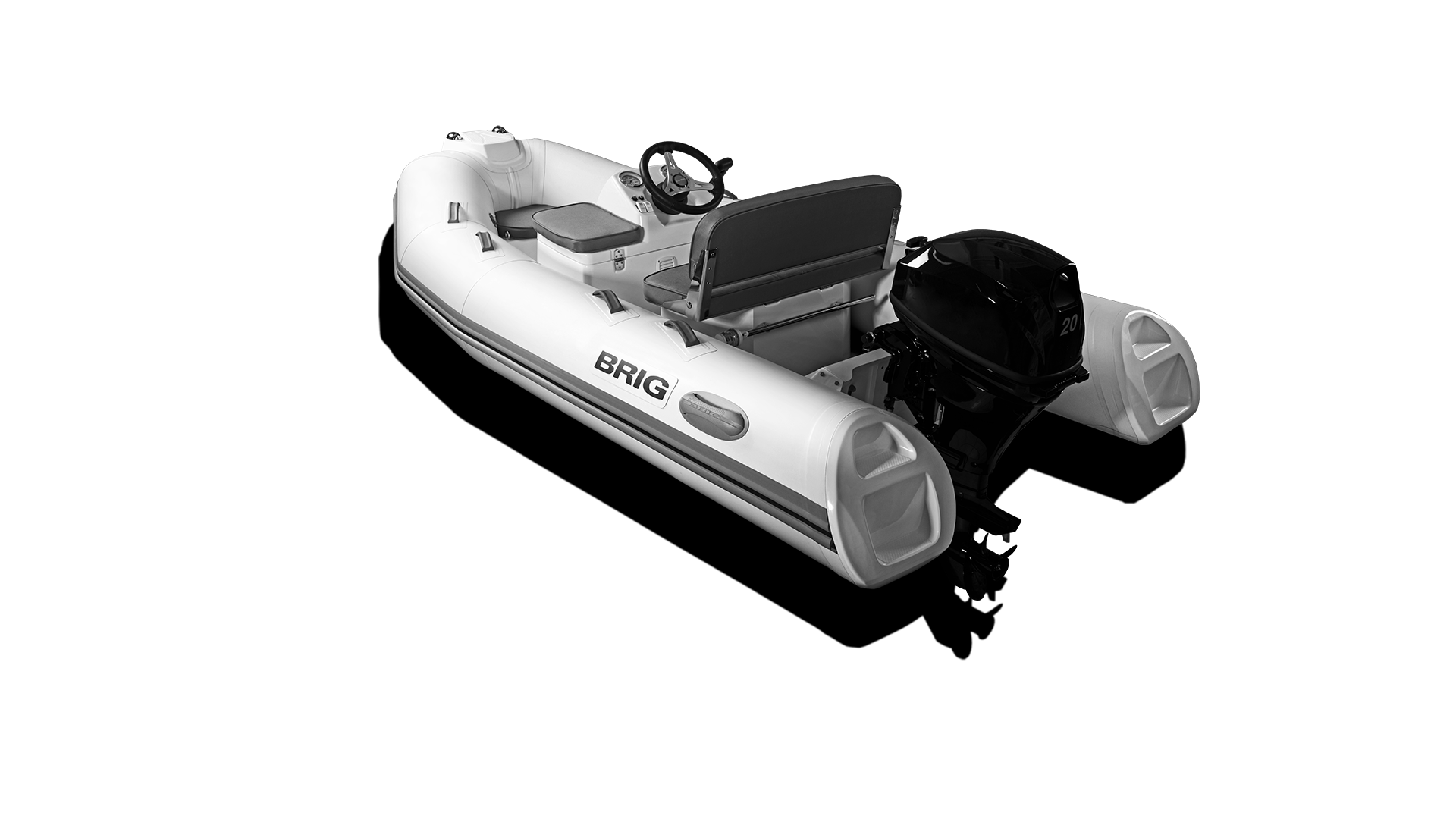 Falcon 330 Rigid Inflatable Boat