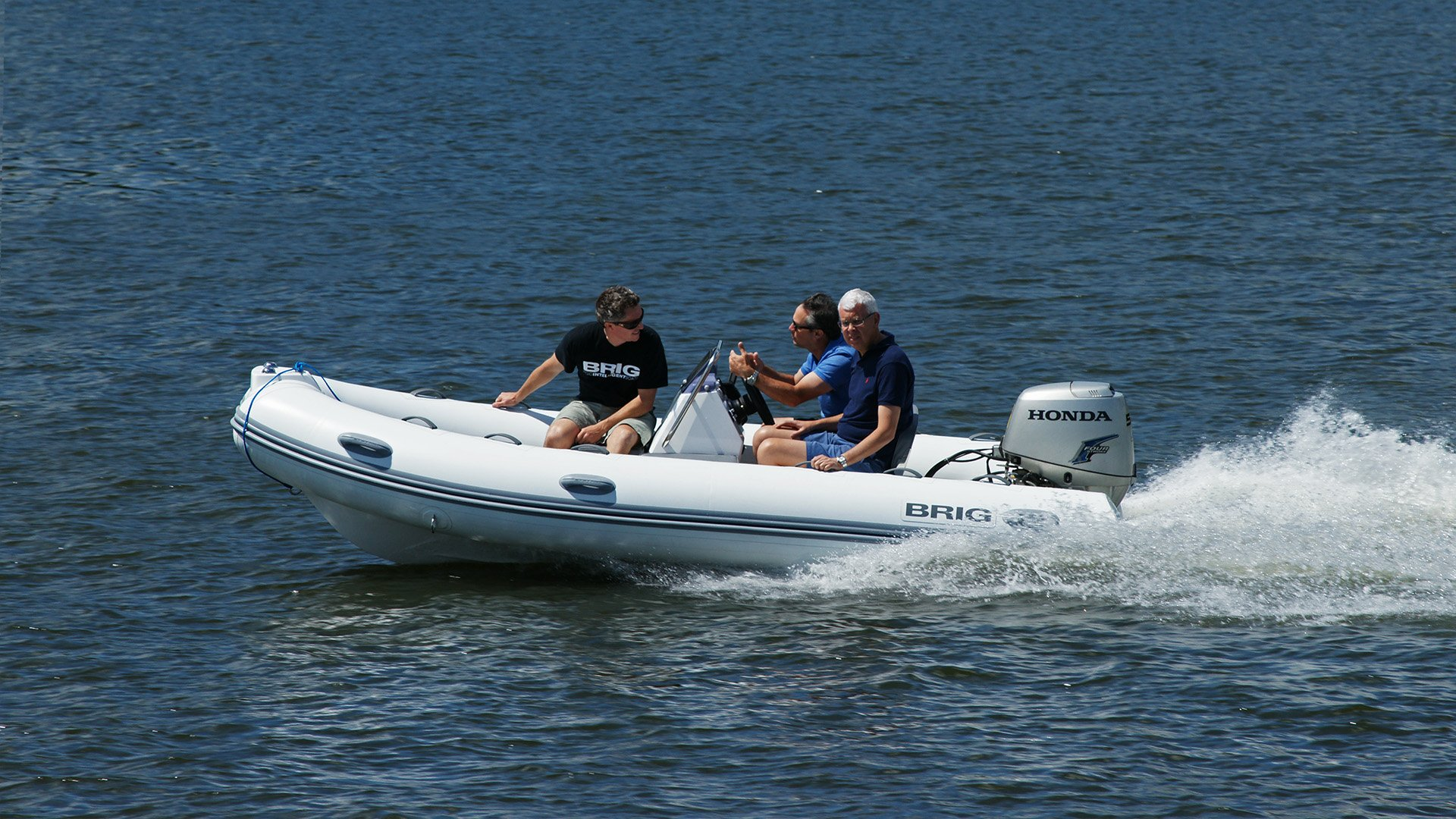 Falcon 480 Recreational RIB
