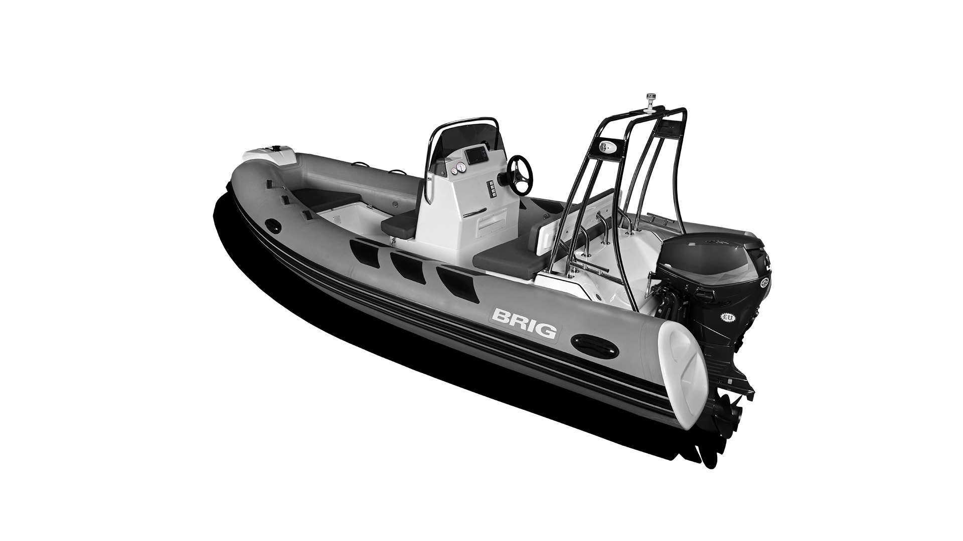 Navigator 485 Rigid Inflatable Boat