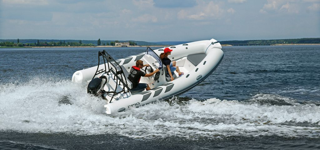 Navigator 485 Performance RIB Boat