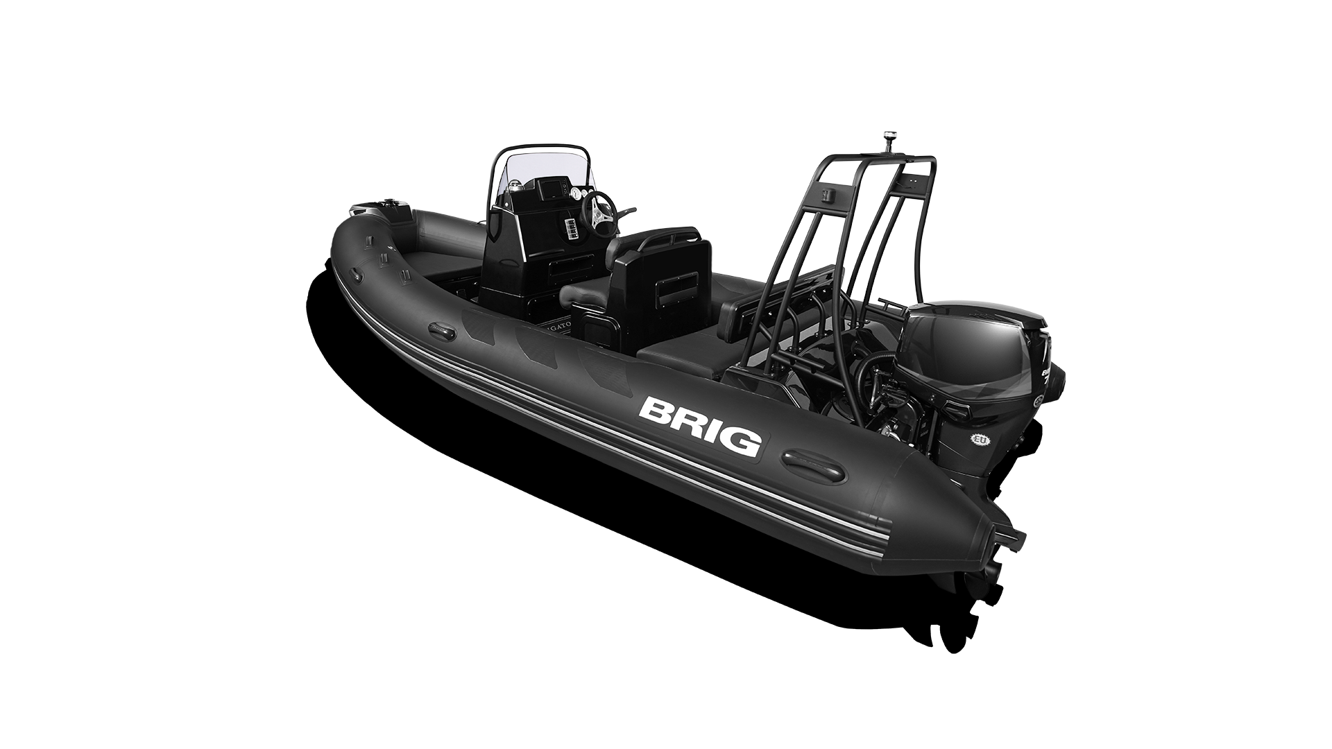 Navigator 520 Rigid Inflatable Boat