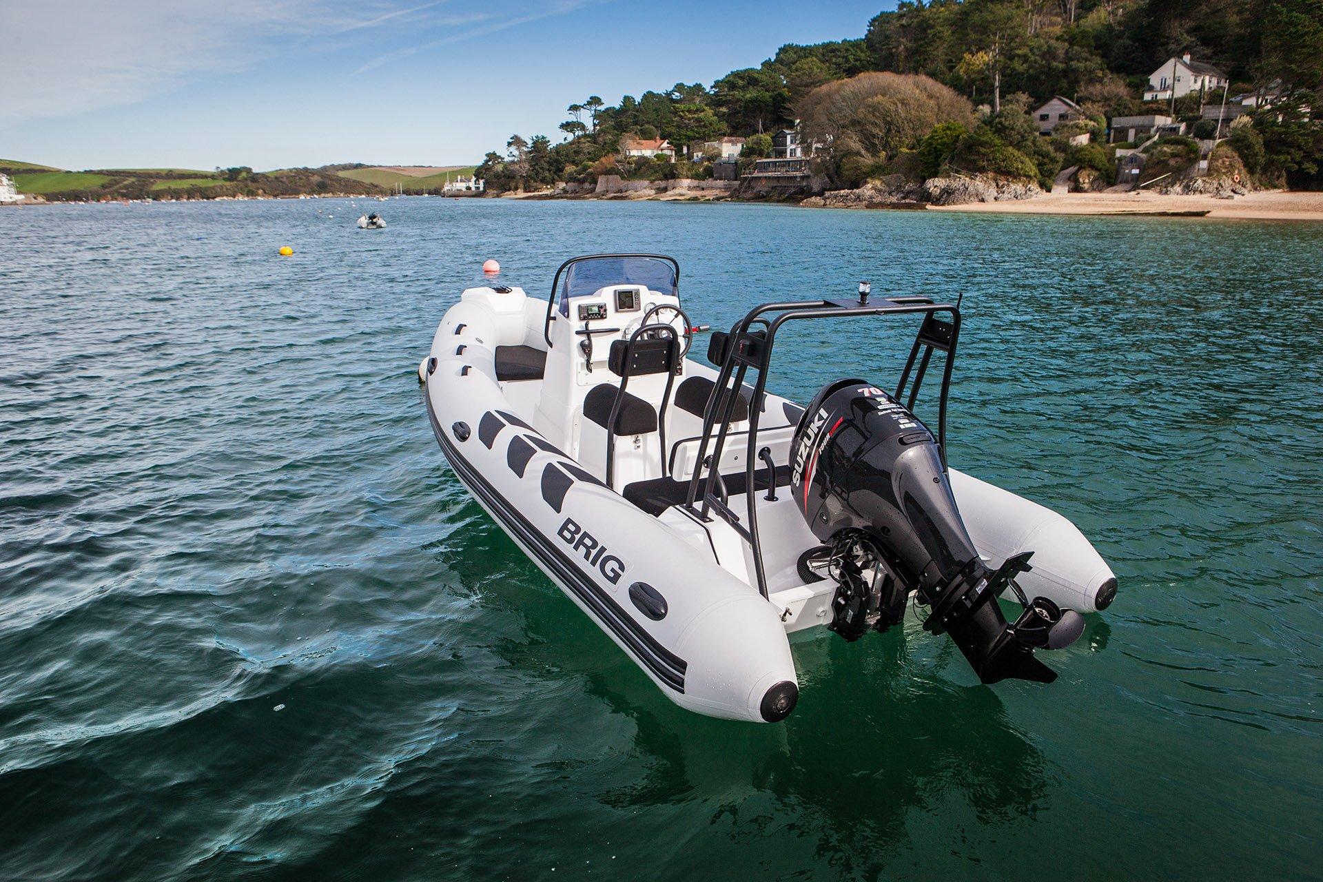 Navigator 520 RIB Boat