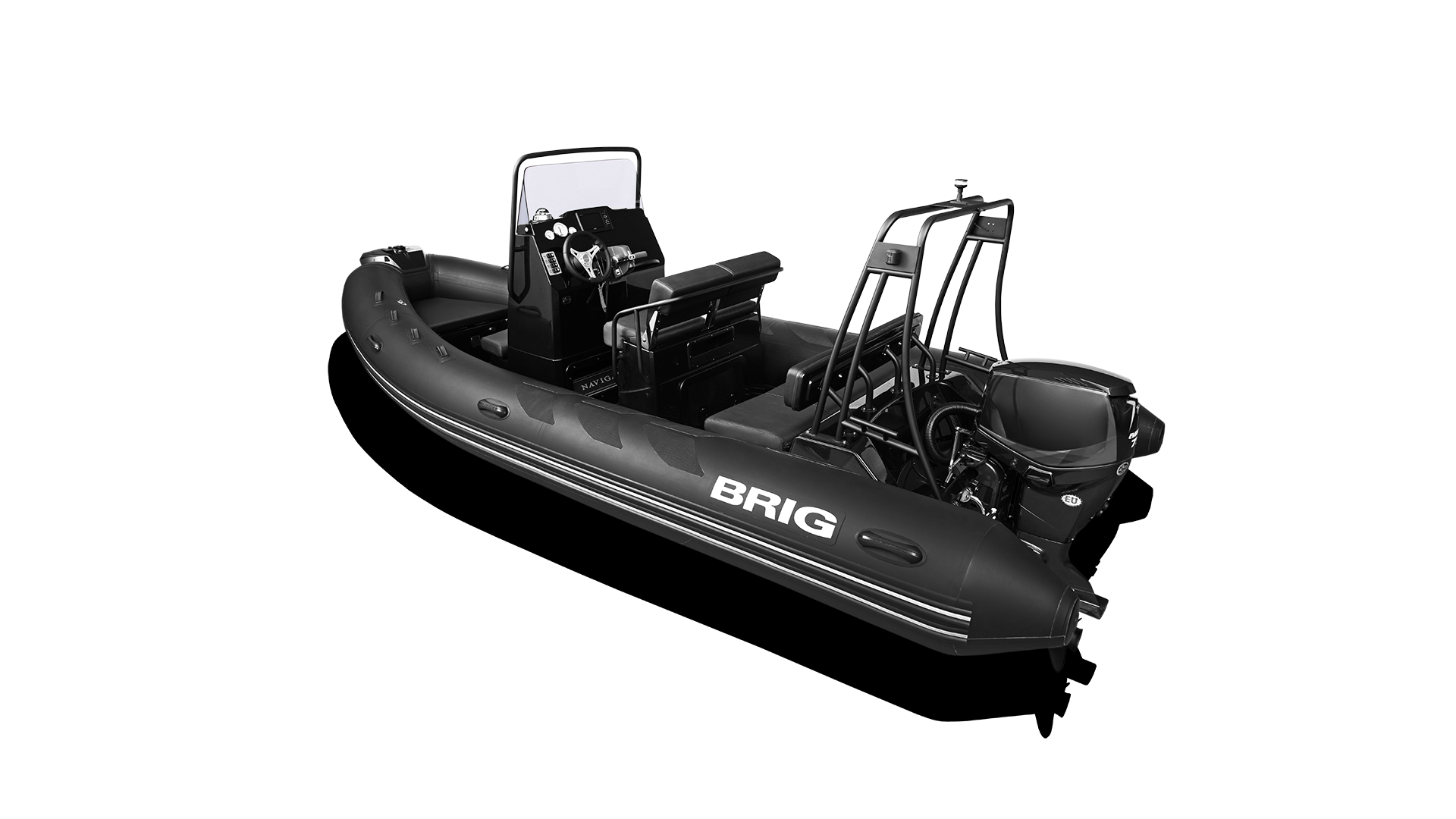 Navigator 570 Rigid Inflatable Boat