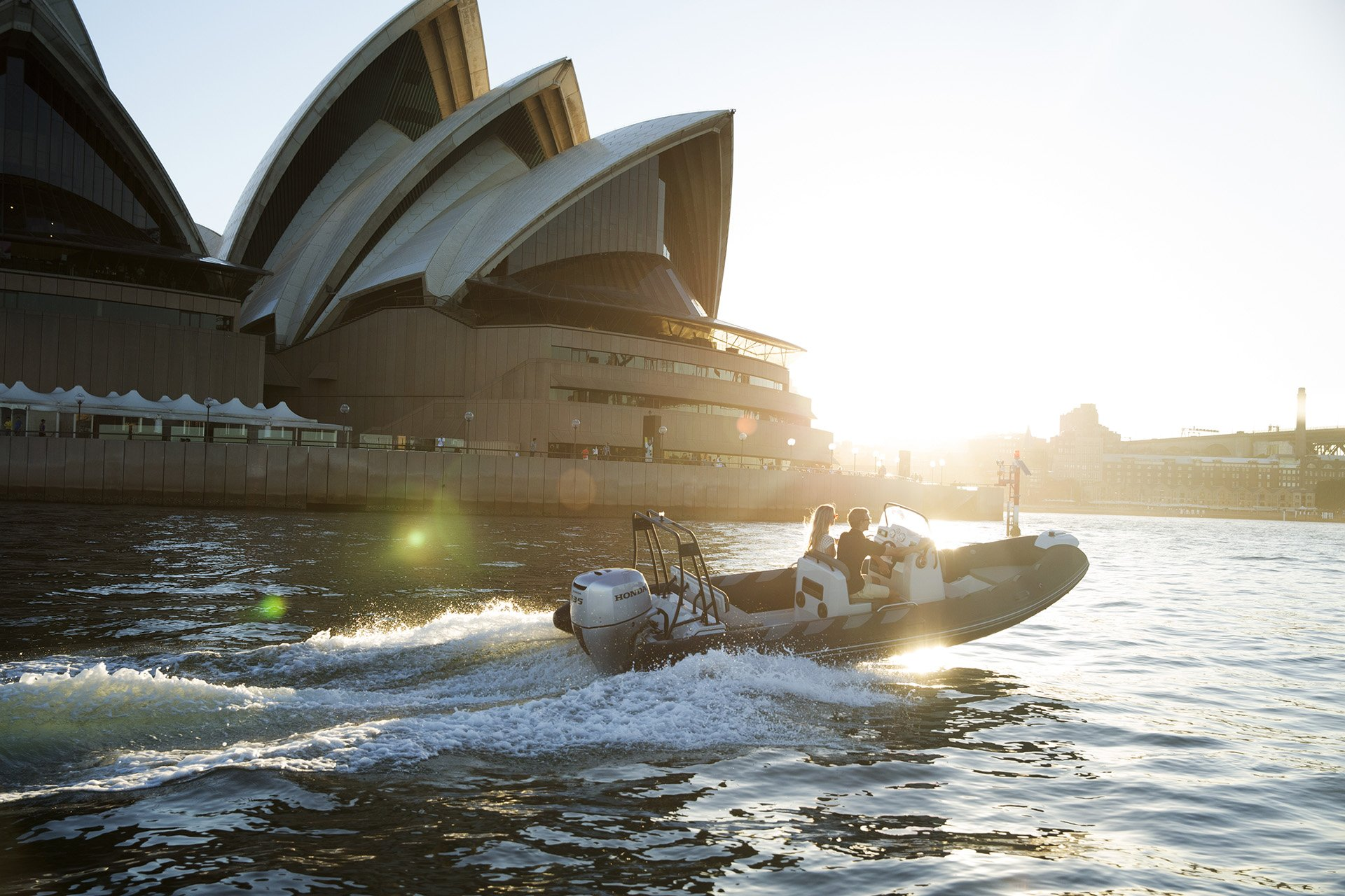 Australian Inflatable Boat