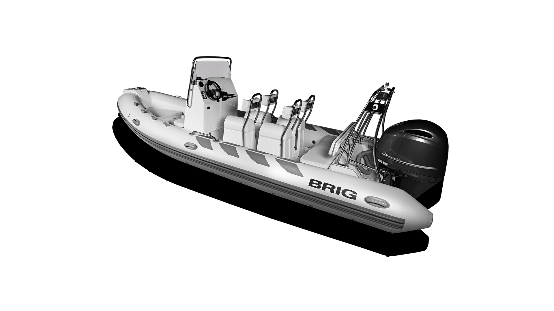 Navigator 610 Rigid Inflatable Boat