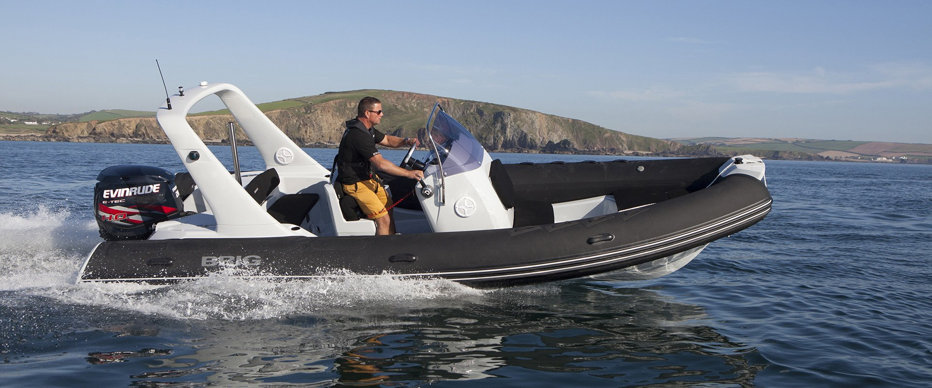 Eagle 650 Inflatable RIB