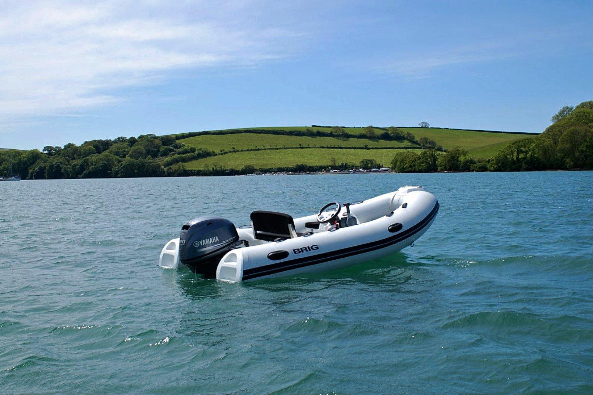 Falcon 360 RIB Boat