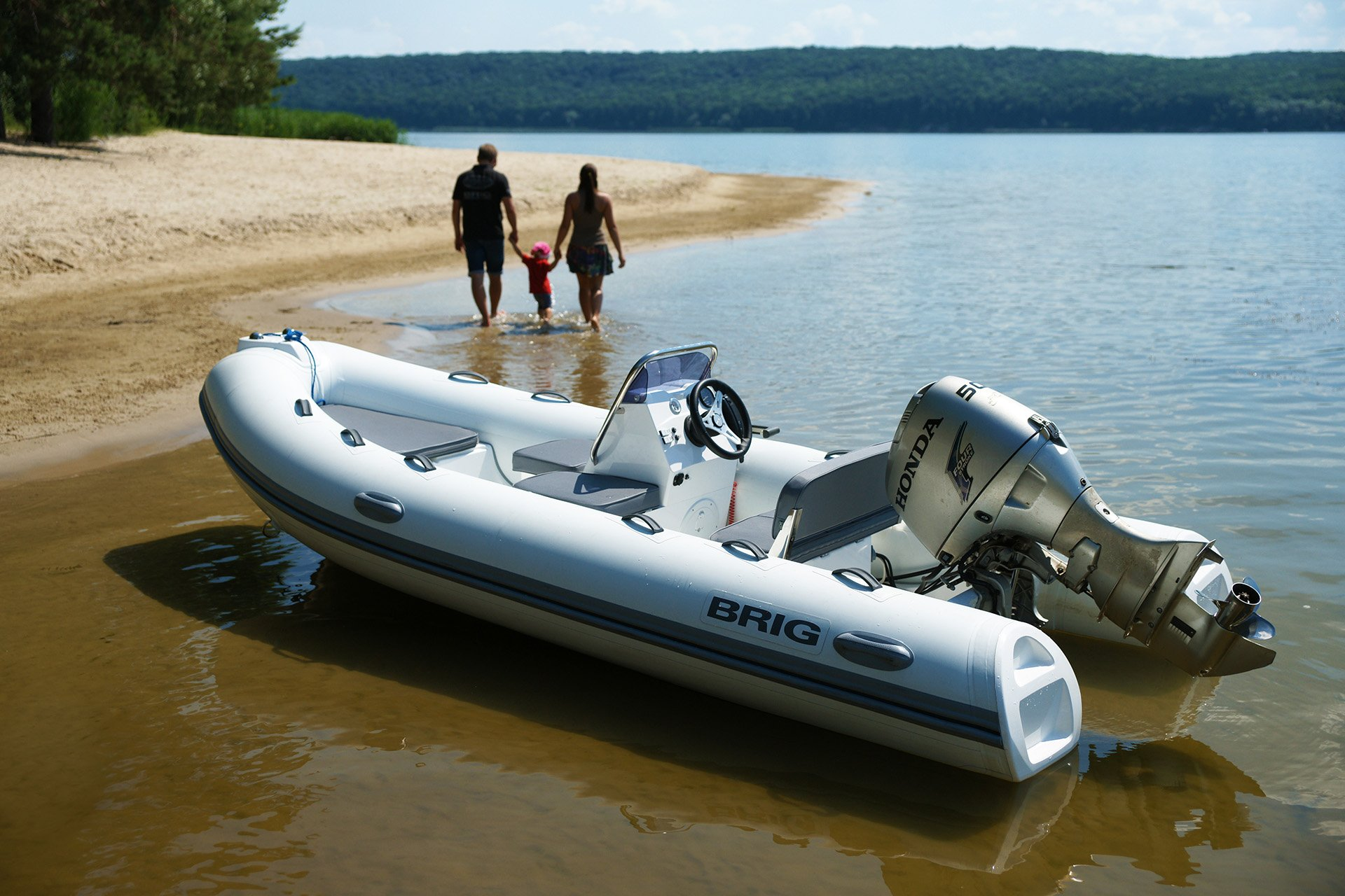 Falcon 420 Inflatable Boat
