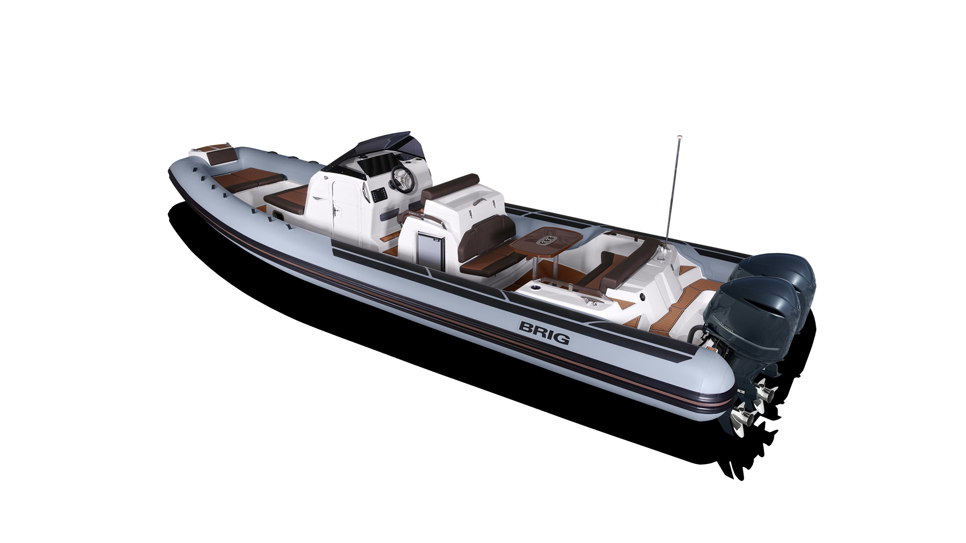 Eagle 10 Rigid Inflatable Boat