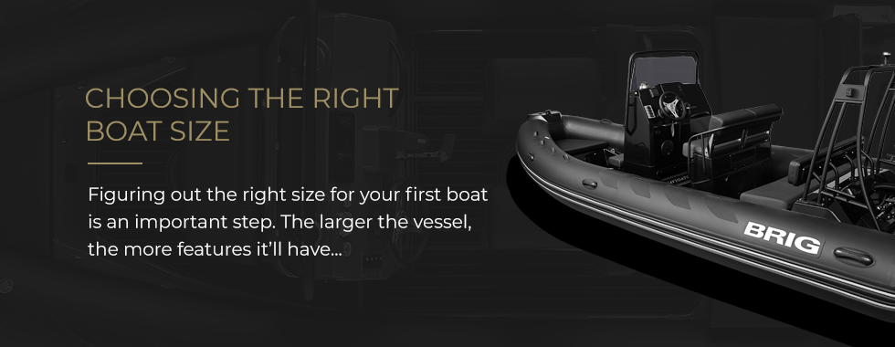 Choosing the Right Boat Size